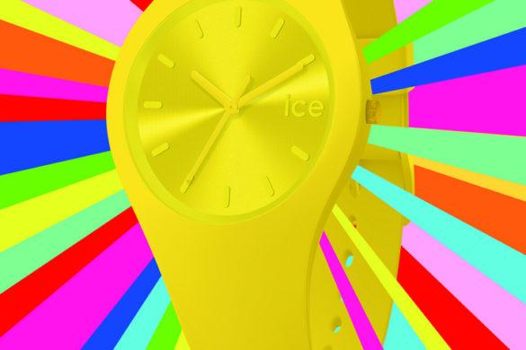 Plongez dans l'univers coloré des montres ICE colour d'Ice-Watch