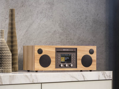 Como Audio Musica, le charme à l'italienne d'une mini chaine connectée