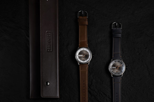 TIMELESS, la nouvelle marque de montres au design rétro-futuriste