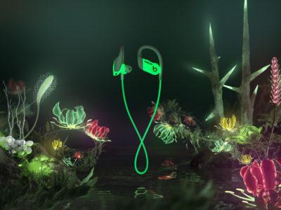 Powerbeats, des écouteurs phosphorescents