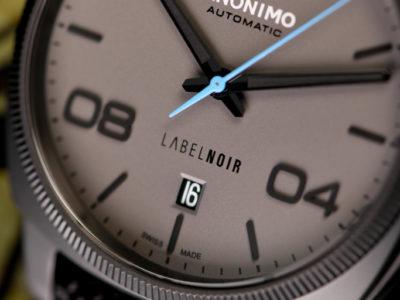 Anonimo Epurato Edition Limitée Label Noir Genève