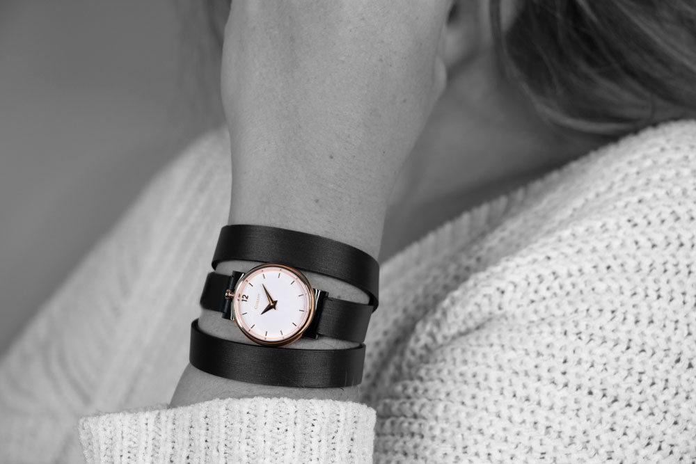 Guillot, quand la montre devient un accessoire de mode