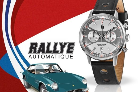 LIP RALLYE CHRONOGRAPHE AUTOMATIQUE 671820