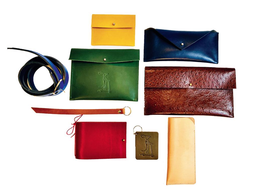Les jolis sacs de Mylène Pratt