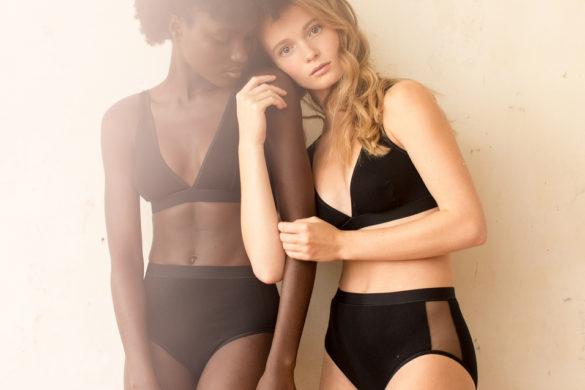 Olly, la marque française de lingerie responsable