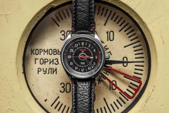 """Raketa """"Léopard 24"""", un fleuron de la marine russe à votre poignet !"""