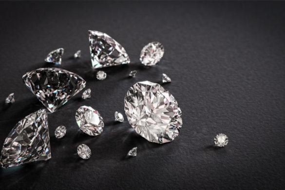 Un diamant peut-il en cacher un autre ?