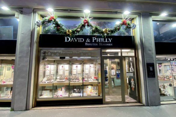 Bijouterie David et Philly à Pantin