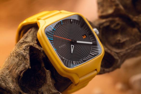 Les montres de designer True Square de Rado