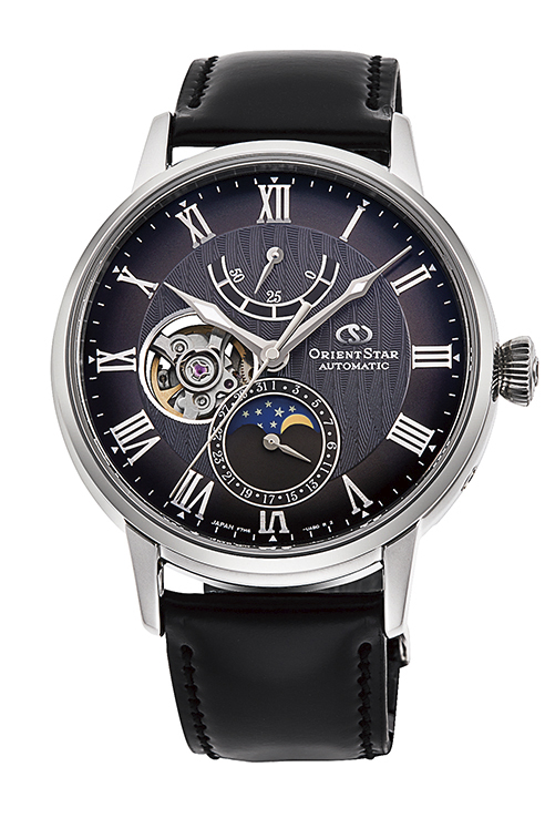 Orient Star Mechanical Moon Phase