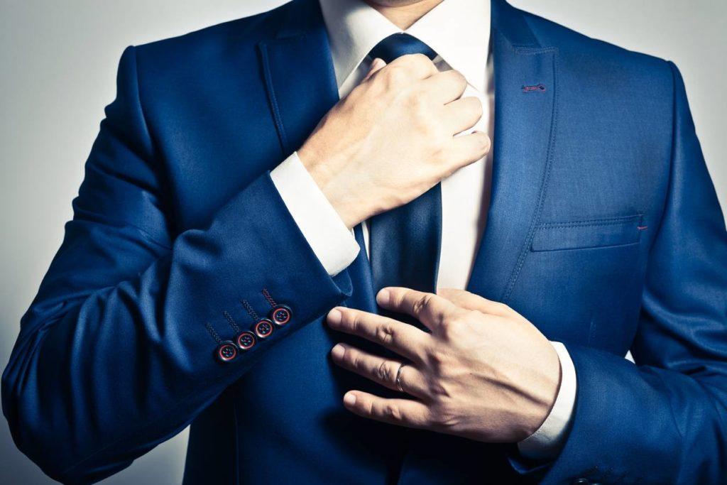 L'importance du col de la chemise