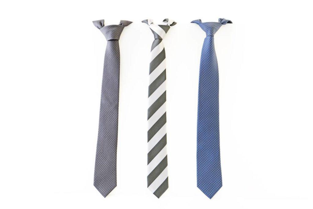 Une cravate témoigne d'un état d'esprit
