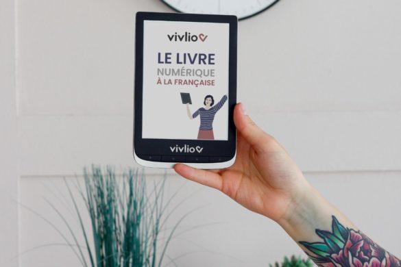 La 1ère liseuse en couleurs, bientôt disponible en France
