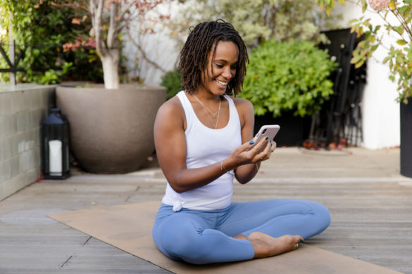 Yoga Connect s'engage avec My Green Yoga