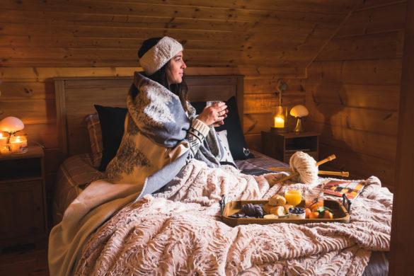 Les chalets de Céline à la Joue du Loup, Vallée du Devoluy