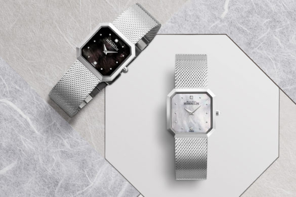 Michel Herbelin Octogône, un bijou de montre