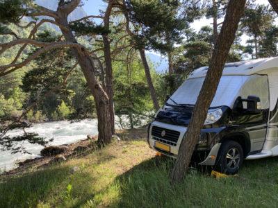 Les meilleures aires de camping-car selon Campercontact