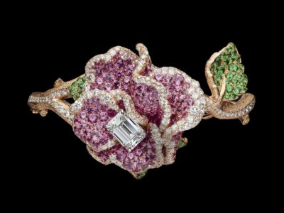 ROSEDIOR, collection haute joaillerie