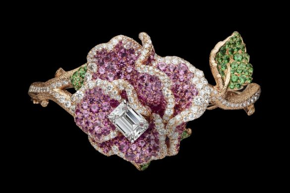 ROSEDIOR, collection haute joaillerie
