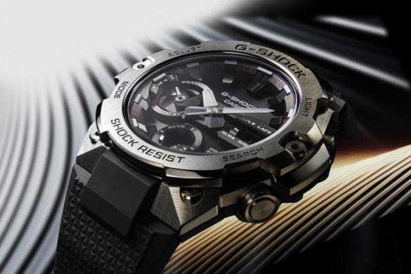 G-SHOCK lance la G-STEEL, la plus fine de toutes les montres