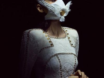 Masques Haute Couture R-PUR vendus au profit d'une association caritative