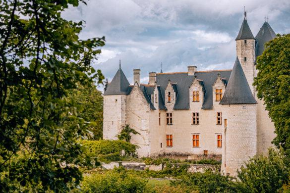 Le Château du Rivau, chef d'œuvre du Moyen-Âge