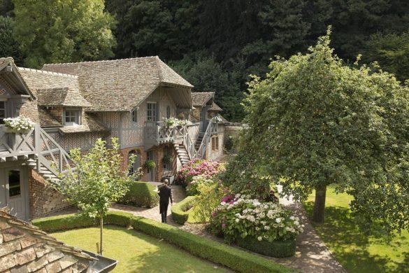 Les escapades sur la Côte Fleurie avec la Collection Saint Siméon