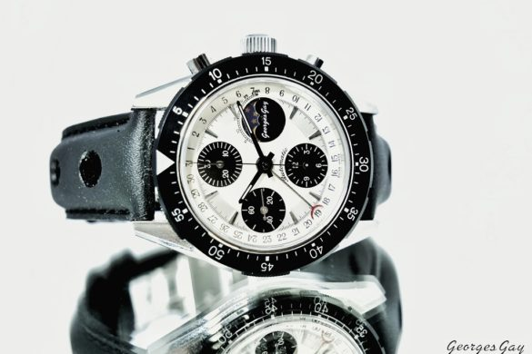 Les chronographes Georges Gay