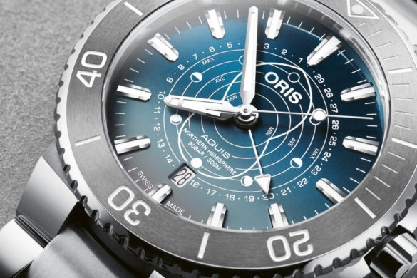 Oris Dat Watt Limited Edition