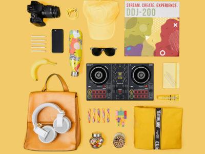 Vivez, créez et partagez vos mixes avec Pioneer DJ