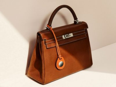 Apple AirTag Hermès