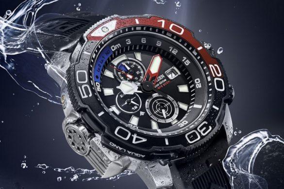 Citizen Promaster Marine Aqualand 200m