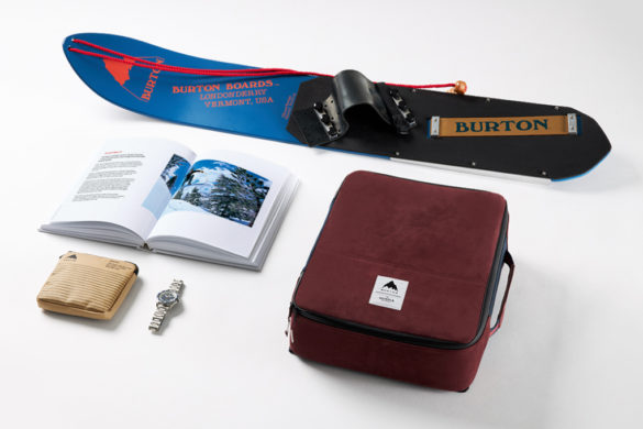 Coffret cadeau Jake Burton Carpenter Shinola