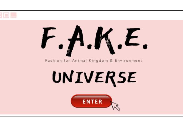 F.A.K.E Universe, le 1er événement 3D Fashion végane