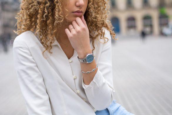 Hilal Watches Narjes Ocean Blue