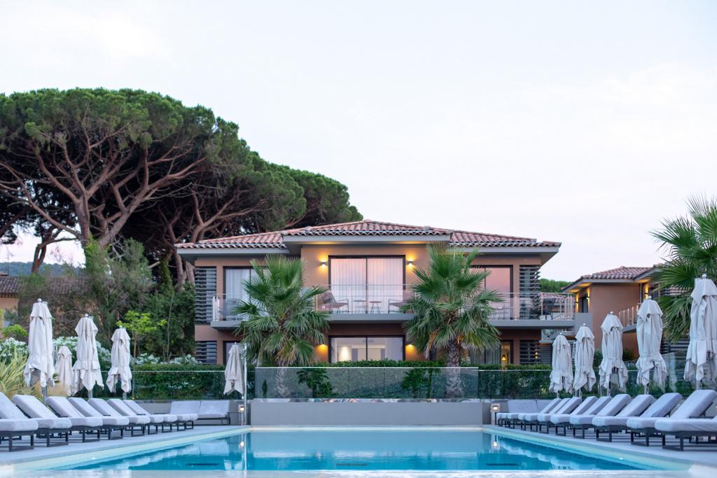 Réouverture de l'hôtel 5* KUBE à Saint-Tropez