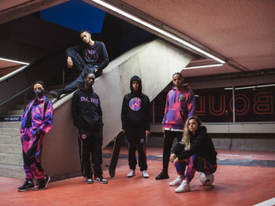 La collection lifestyle du PSG en collaboration avec JORDAN