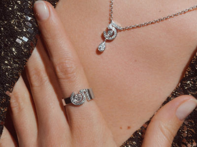 Collection Joaillerie N°5 CHANEL