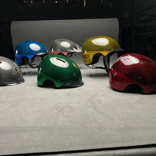 NACA, des casques urbains Made In France