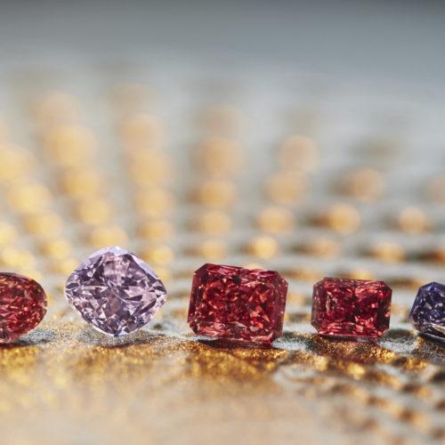 A la rencontre des diamants de couleur