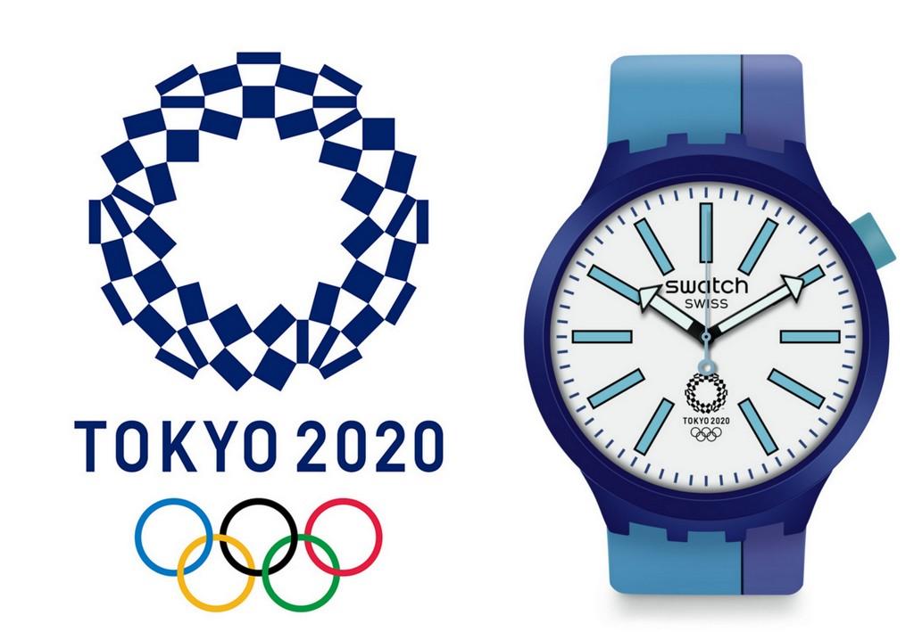 SWATCH spéciale JO 2020