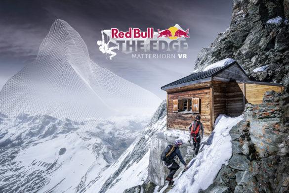Vivez l'expérience Red Bull The Edge avec Alpina