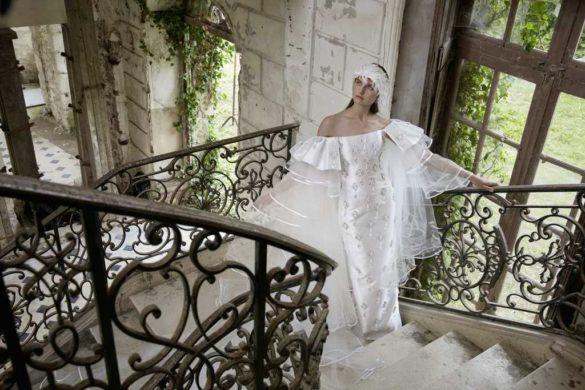 Georges Chakra dévoile sa nouvelle collection Couture