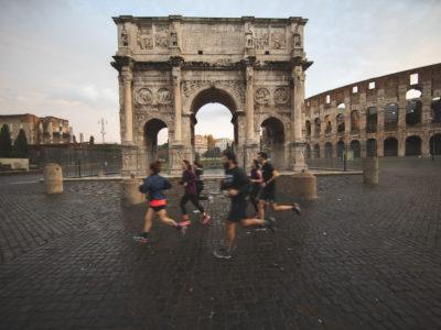 Maurice Lacroix, chronométreur officiel de l'ACEA Run Rome The Marathon
