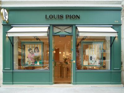 LOUIS PION, nouvel espace parisien