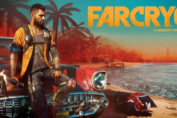 Hamilton collabore avec le jeu FAR CRY 6