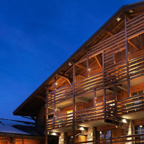 L'hôtel M de Megève à découvrir au pied du Mont Blanc