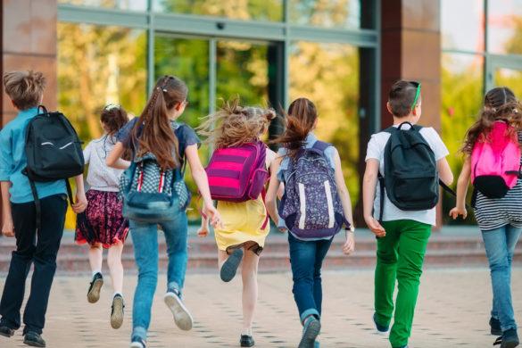 Xplora sur le chemin de l'école